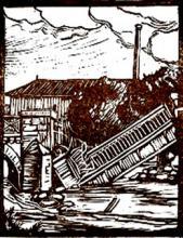 Pont Fismette lakeit de saill - Pont de Fismette sauté